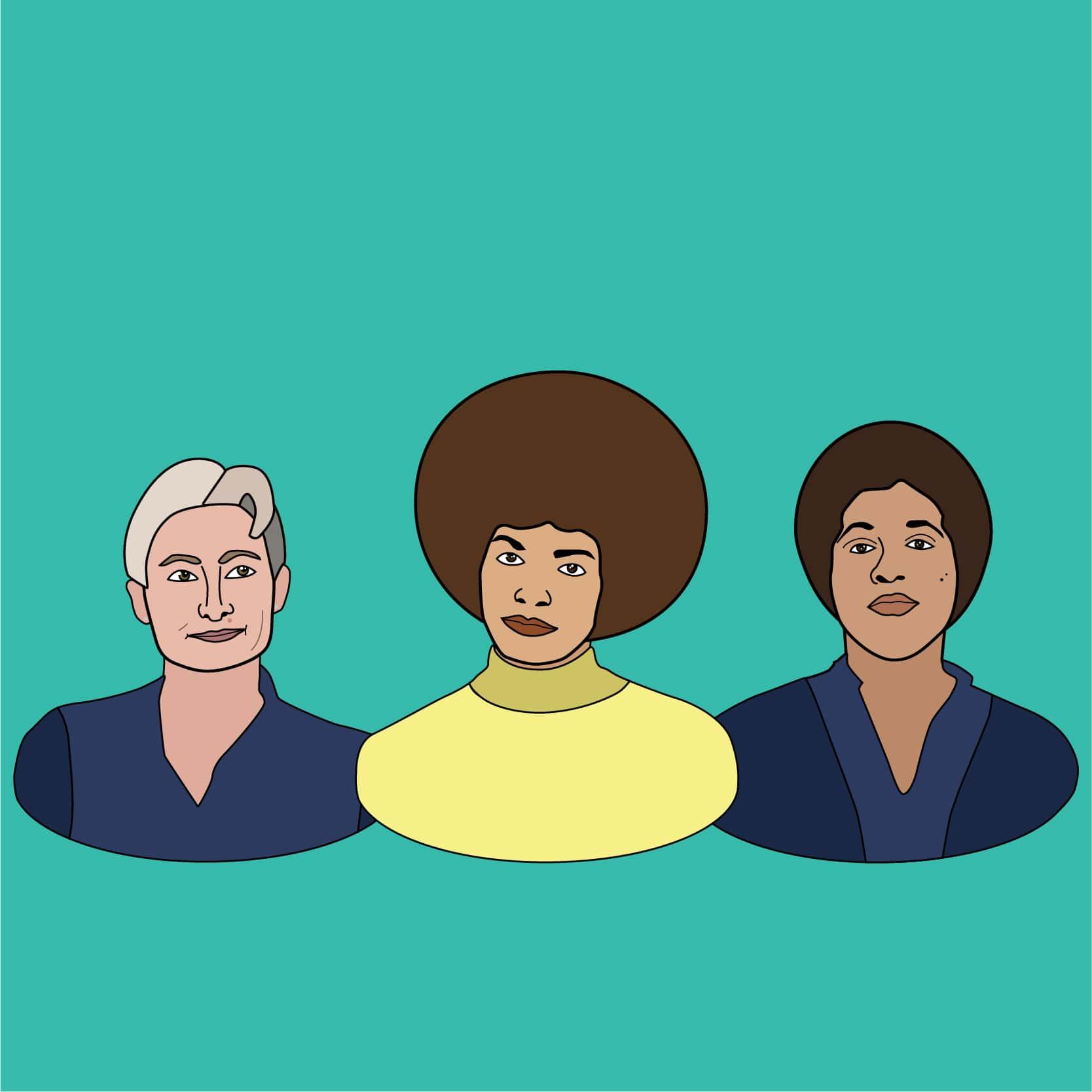 Illustratie vrouwen