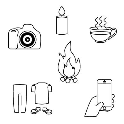 Illustraties 7 Dagen Challenge