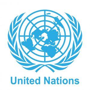 Logo Verenigde Naties